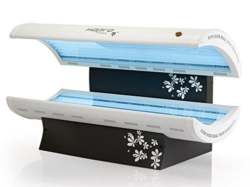 hapro topaz 24 1 combi solarium privatbraeuner mit gb sonnenbank - Die Sonnenbank - für Urlaub zuhause