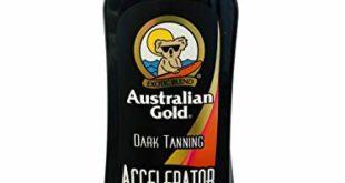 41GX+XceR5L 310x165 - Australian Gold Dark Tanning Accelerator 250 ml