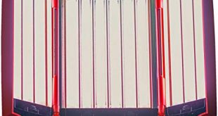Eurosolar Gesichtssolarium und Oberkoerpersolarium FacialTanner Rubino fuer UV Collagen und 310x165 - Eurosolar Gesichtssolarium und Oberkörpersolarium (FacialTanner Rubino für UV-, Collagen und Infrarot)