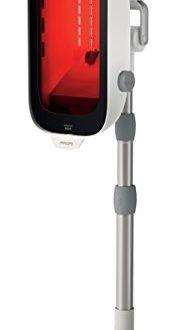 Philips PR3140/00 InfraCare Infrarotlampe zur tiefenwirksamen Halbkörperbehanldung bei Muskelschmerzen, 650 Watt
